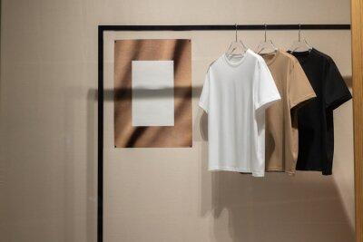 Obraz clothes store