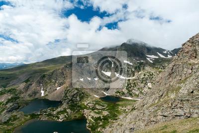 Colorado Mountain Landscape Lakes