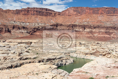 Colorado River w Glen Canyon National Recreation Area