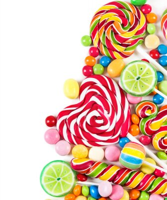 Obraz Colorful candies
