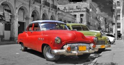 Obraz Colorful Havana drogie zdjęcie