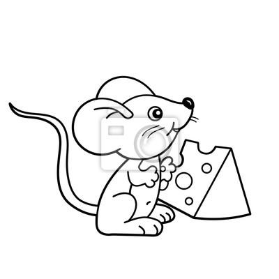 Mysz kreskówki