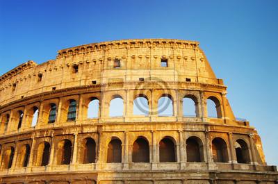 Colosseum-pozostałości wielkiego imperium
