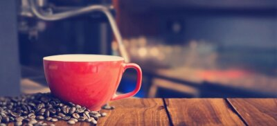 Obraz Composite obraz biały kubek kawy