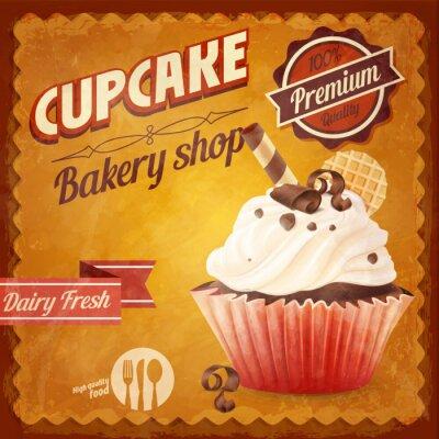 Obraz Cupcake stare