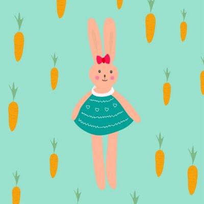 Cute bunny ilustracji