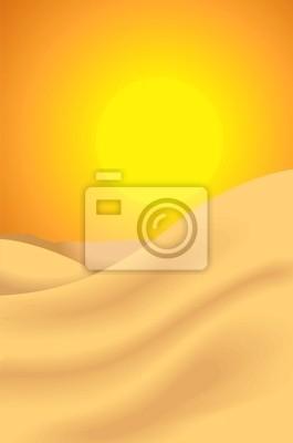Obraz Cyfrowy obraz świtu.