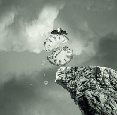 Obraz Czas nie zatrzyma