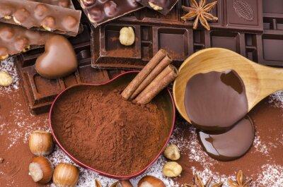 Obraz czekolada
