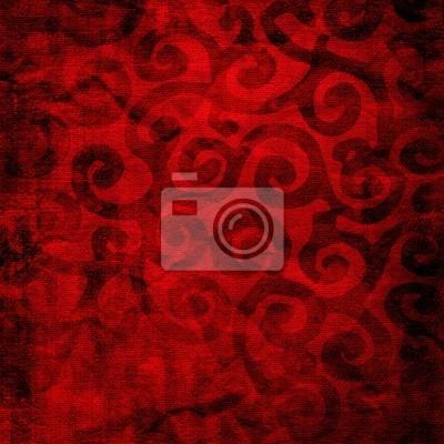 czerwone tło tkaniny