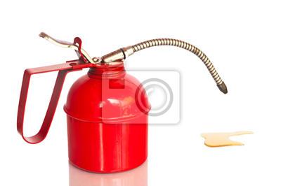 Czerwony olej, Pojedynczo, ścieżki przycinające