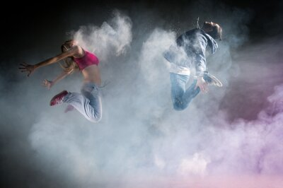 Obraz Danse nowoczesny