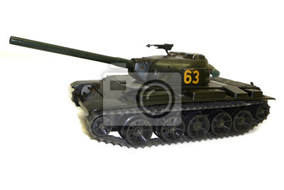 DDR Spielzeug Panzer, Russian Tank Toy