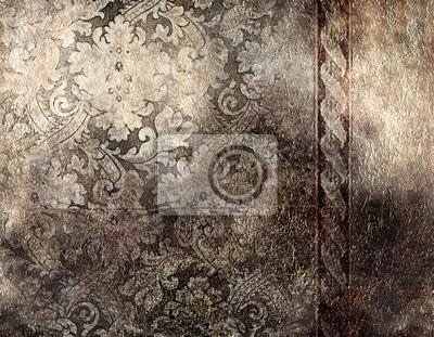 dekoracyjne tło srebrny