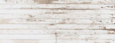 Obraz deska drewniana biały stary styl abstrakcyjne tło obiekty do mebli. następnie stosuje się panele drewniane. poziomo