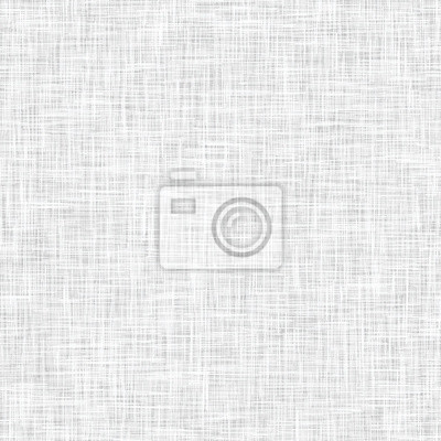 Obraz Detailed woven fabric texture.  Seamless repeat vector pattern swatch.  Light gray colors.  Very detailed.  Large file.  Great for home decor.
