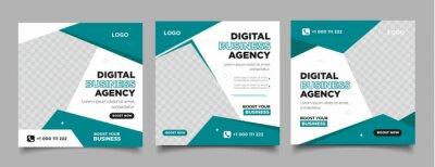 Obraz Digital Marketing Agency Social Media Banner