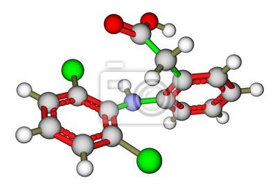 Diklofenak, niesteroidowy lek przeciwzapalny
