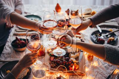 Obraz Dinner party