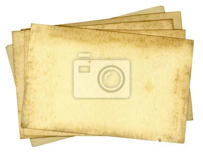 Dirty starego papieru tekstury tła