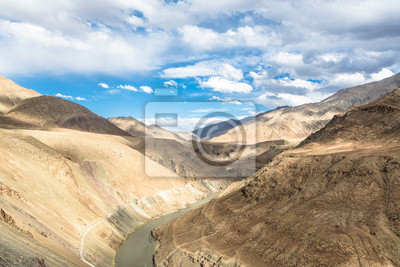 Dolina rzeki Indus