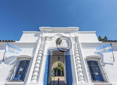 Obraz Dom Niepodległości w Tucuman, Argentyna.