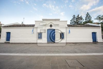 Dom Niepodległości w Tucuman, Argentyna.