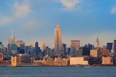 Obraz Downtown Manhattan