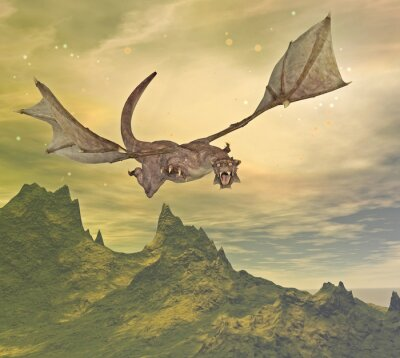 Obraz Dragon Fly