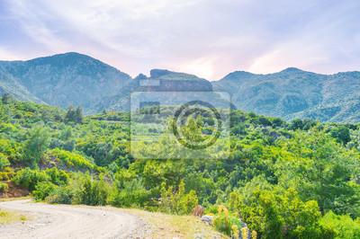 Droga do Pinary