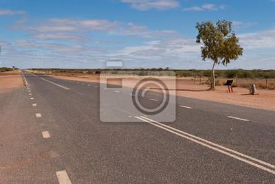 Droga w australijskiej prowincji, Terytorium Północne