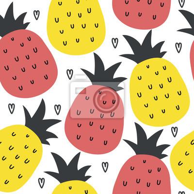 drukuj wirh ananas