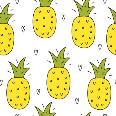 drukuj wirh ananas i arbuz
