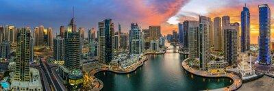 Obraz Dubai Marina