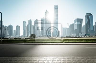 Dubai skyline, Zjednoczone Emiraty Arabskie