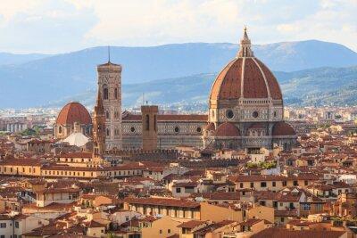 Obraz Duomo Florencja, Włochy