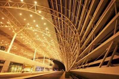 Obraz Dworzec