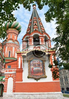 Dzwonnica katedry Świętego Bazylego