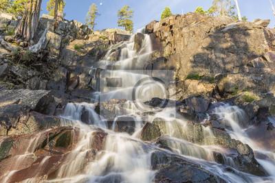 Eagle Falls Zigzag