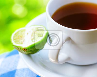 Obraz Earl Grey herbata z bergamotki