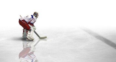 Obraz Eishockey Spiel