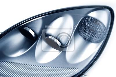 Eleganckie Reflektory samochodowe