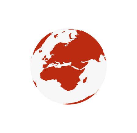 Elementy ilustracji wektorowych infographic. Mapa świata, informacje i grafika