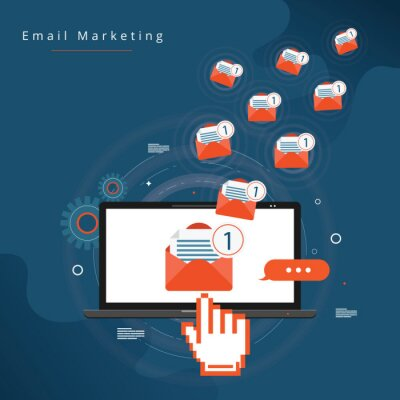 Email, letter. Sending, receiving mail messages, collecting and exchanging information.
