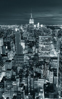 Obraz Empire State Building zbliżenie