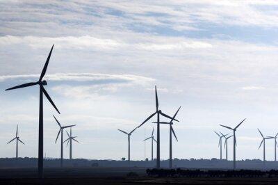 Obraz energia wiatru