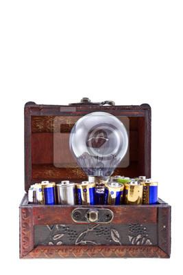 Energii Baterie pomysłu 2
