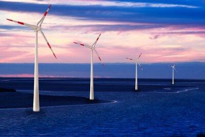 Obraz eoliche turbina