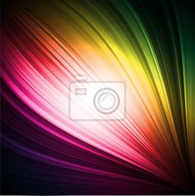EPS10 vector pełni edytowalne kolorowe abstrakcyjne tło