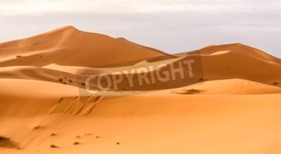 Obraz Erg Chebbi wydmy piaszczyste marokańskiej pustyni